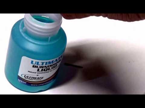 Ultimate Burnishing Liquid for Brass Gun Barrels and Metal Tracks