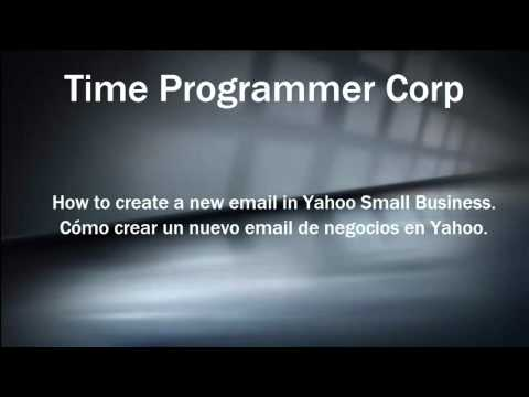 Yahoo email for your business