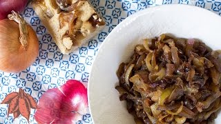 How To Caramelize Onions Trip To Ny Onion Farm