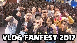 Youtuber Gaming Indonesia - Fanfest 2017 Panggung