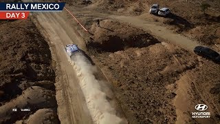 Rally Mexico Day Three - Hyundai Motorsport 2018