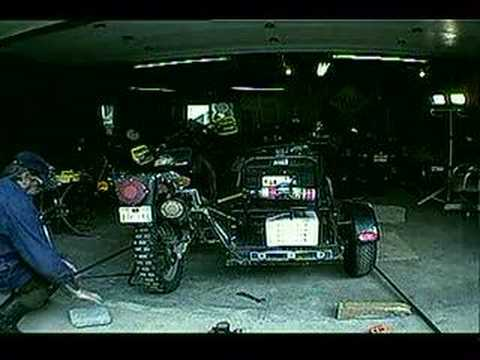 Setting Up the Sidecar - Alignment