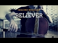 Imagine Dragons - Believer for cello and piano (COVER)