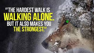 ONE OF THE BEST SPEECHES EVER - LONE WOLF | New Motivational Video Compilation ᴴᴰ