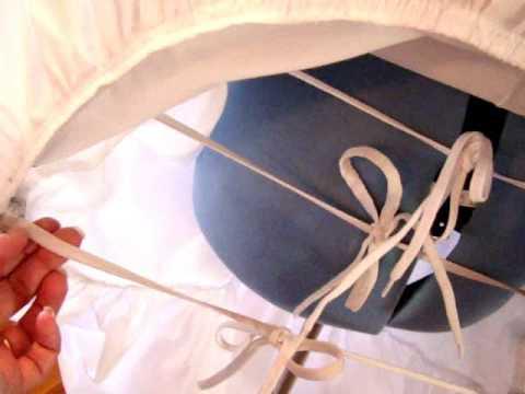 Victorian Bustle Cage Part 5