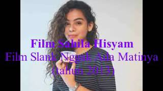 BIODATA SAHILA HISYAM PEMAIN PANGERAN 2