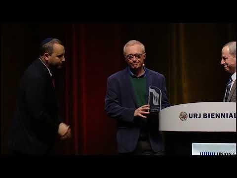 Israeli author David Grossman - Biennial 2017