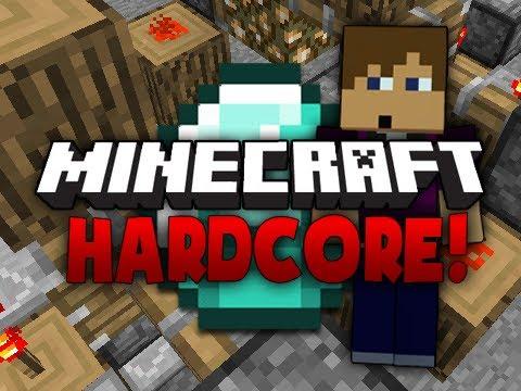 Hardcore Minecraft: Episode 79 - Redstone Lamp Magic!