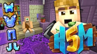 GOD ARMOR! | HOW TO MINECRAFT 5! (H5M) Ep.31