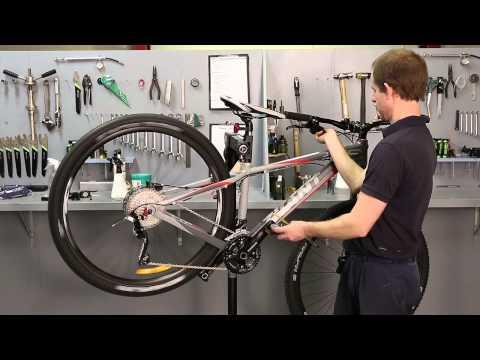 Adjusting a Front Derailleur