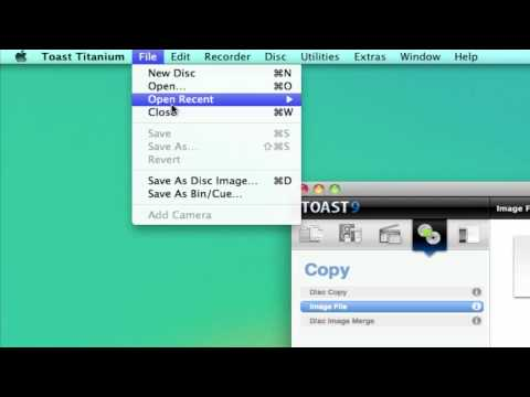 Converting and Accessing Bin and Cue Files on Mac