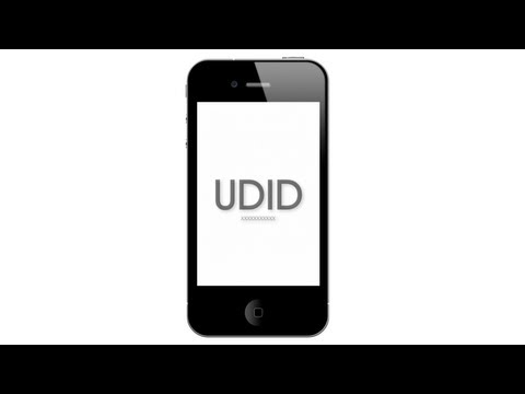 Find UDID of Locked iPhone 5 without iTunes