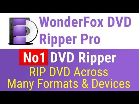 How to Rip DVD filesquickly using WonderFox DVD Ripper Pro2