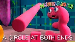 NUMBERJACKS | A Circle At Both Ends | S2E12