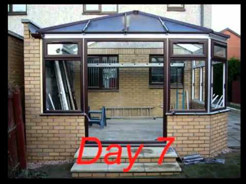 Lets build an ideal conservatory