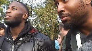 Kemet vs Islam - Which Langauge Was First ? (Titans TV) Kalam & Bro - Speakers Corner - Youtube -