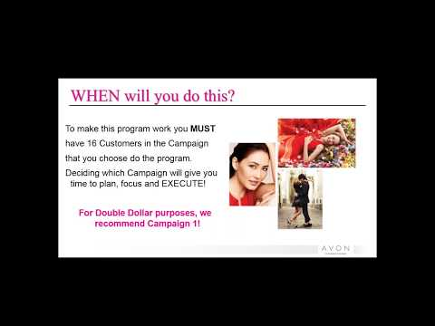 Avon 16 X $50   Start your Year off with a BOOM