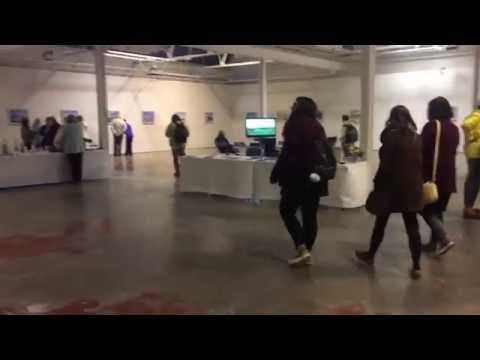 Gallery walk through