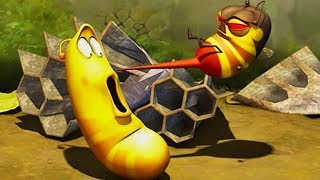 Download LARVA - BEE STING   Cartoon Movie   Cartoons For Children   Larva Cartoon   LARVA Official Video