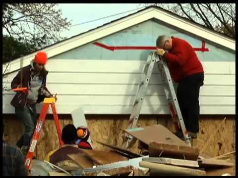 Habitat project celebrates Veterans Day