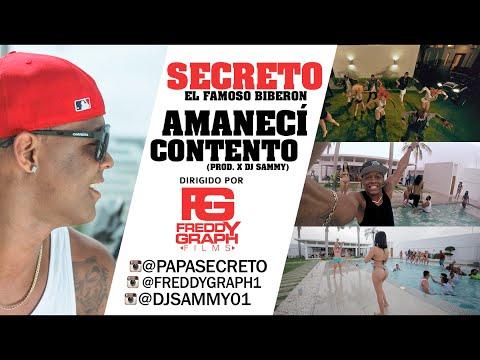 Nuevo video: Secreto Amanecí contento 2014