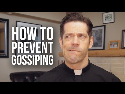 3 Questions to Ask to Prevent Gossiping
