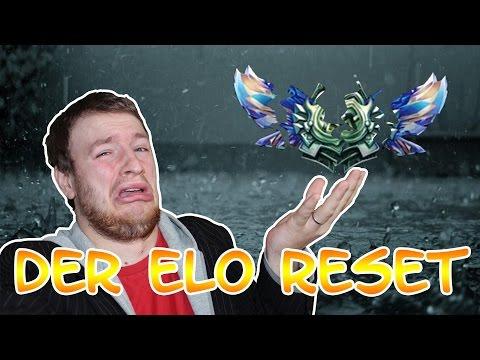 LoL: Der ELO - Reset - Promogames of Dooom