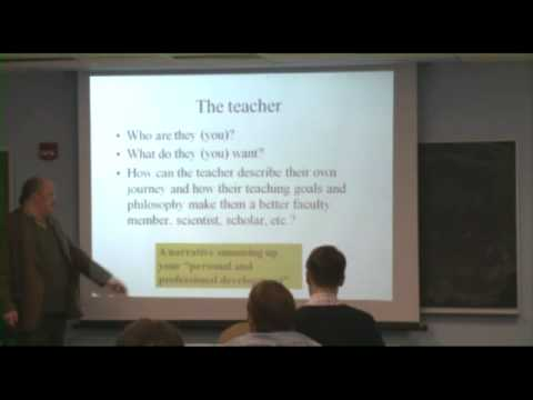 How to Write a Teaching Statement