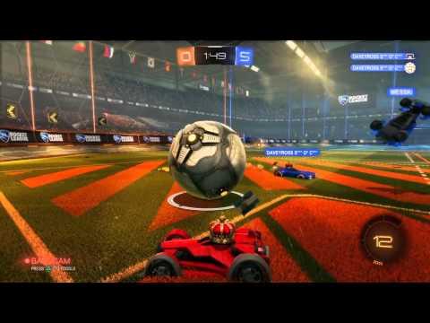 1st Backwards Goal