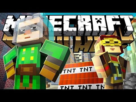 Minecraft Story Mode: Episode 2