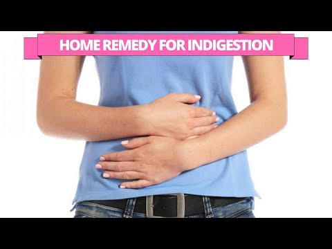 How to treat indigestion using apple cider vinegar