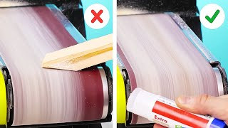 37 REPAIR ideas and WOOD hacks you'll want to use every day