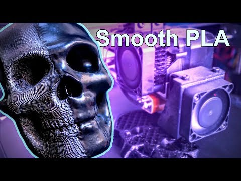 Easy Way to Smooth PLA | No Sanding