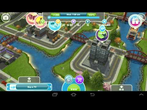 Sims freeplay how to build the riches of terra