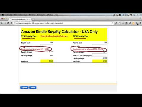 kindle publishing kindle book sales tracker free use this