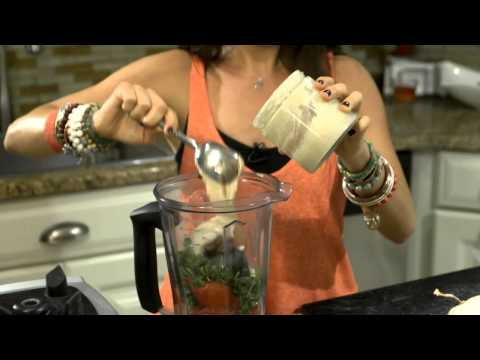 How to Make Raw Vegetable Puree : Plant-Based Diet Tips & Recipes