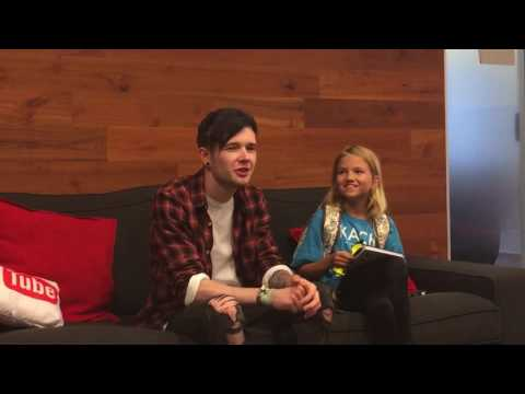 Clare Interviews DanTDM