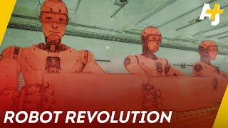 Robots And AI: The Future Is Automated And Every Job Is At Risk [Automation, Pt. 1]   AJ+ Docs