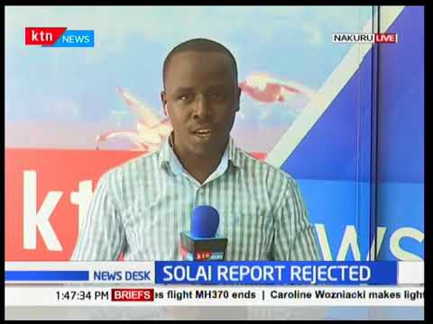 Committe on the Solai tragedy established as area leaders reject preliminary report | KTN News Desk