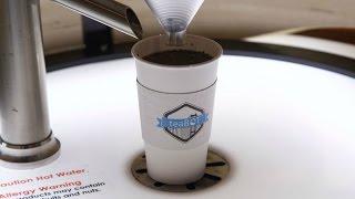 teaBOT Automated Tea Robot
