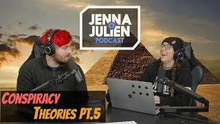 Podcast #215 -  Conspiracy Theories Pt. 5
