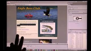 Beginner Dreamweaver Lesson CS6 - Editing an Existing Site