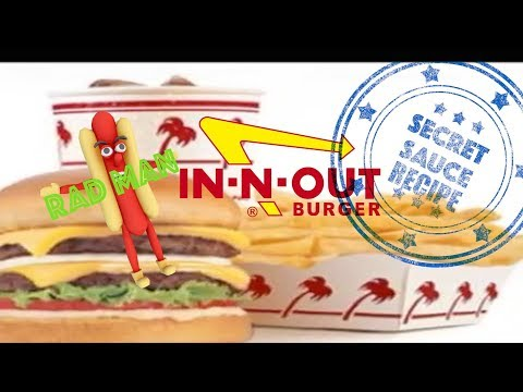 In n Out Secret Sauce - Best Copycat Recipe