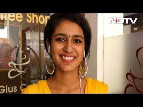 Priya Varrier says Oru Adaar Love Controversy Was 'Unexpected'