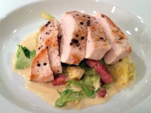 Rosemary Chicken with Savoy Cabbage & Bacon Cook-Along Video