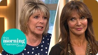 How Old is Too Old to Wear a Thong Bikini? | This Morning