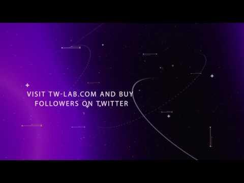 Buy Followers On Twitter