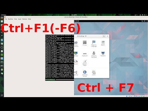 [Linux Server] Ubuntu Server: Installing on a PC | Adding GUI - GNOME 3 Desktop Environments
