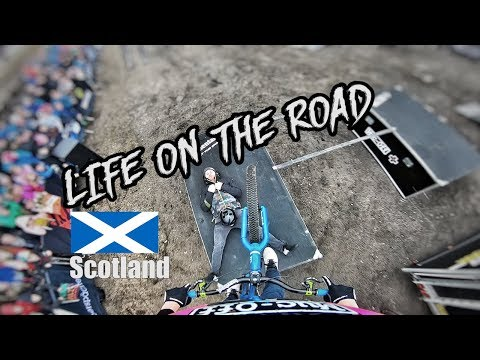 Life On The Road | Ep2 #1 | Danny Macaskill's Drop and Roll Tour