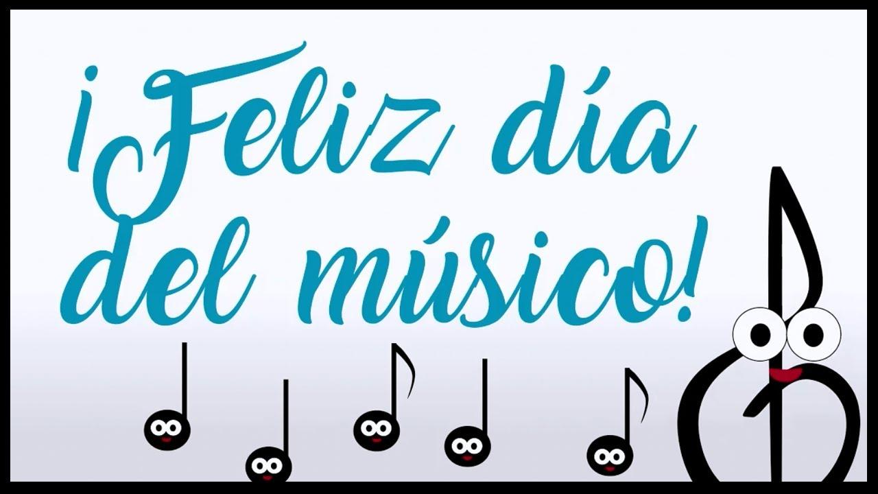 ¡Feliz día del músico! - Día internacional de la Música